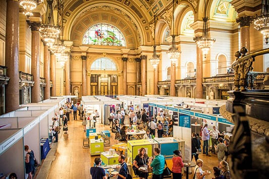 St Georges Hall - Liverpool Convention Bureau