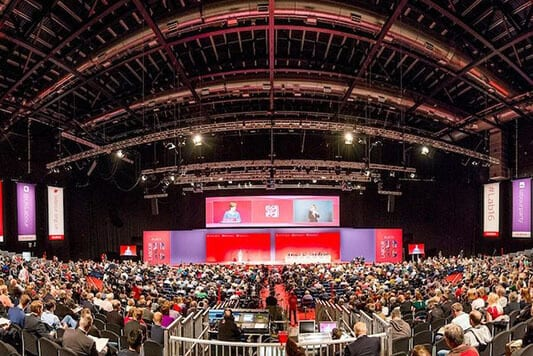 Labour Conference - Liverpool Convention Bureau