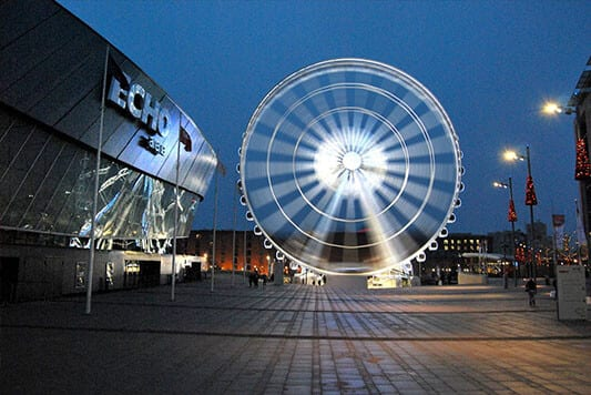 Echo Arena - Liverpool Convention Bureau