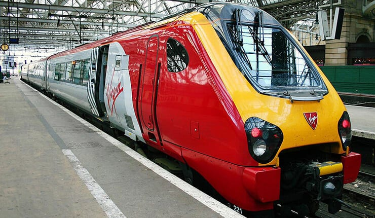 Virgin Trains have announced their London > Liverpool route is more popular than vice versa