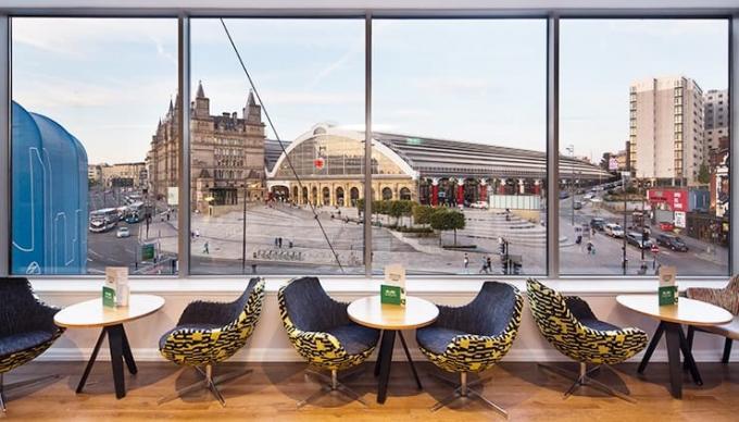 Holiday Inn Liverpool City Centre | Venue