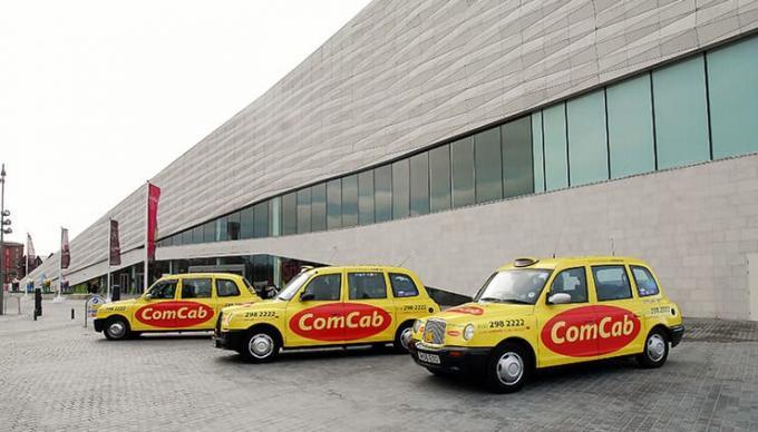 ComCab Liverpool Ltd