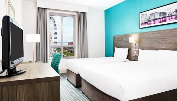 Jurys Inn | Accommodation