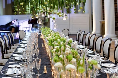 Centrepiece and Table Dressing
