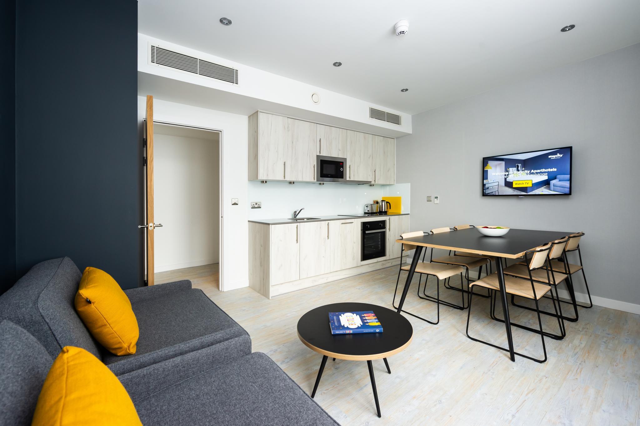 Staycity Aparthotels Corn Exchange Liverpool Convention Bureau